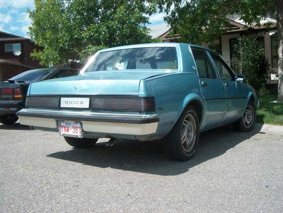 projectskylark 1985 buick skylark specs photos. Black Bedroom Furniture Sets. Home Design Ideas