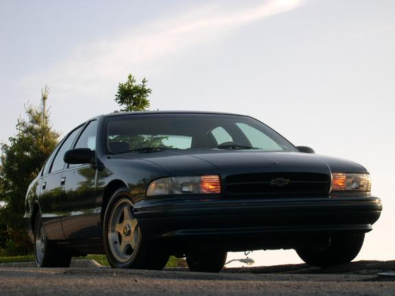 DGGMcapriceSS 1995 Chevrolet Caprice Specs, Photos