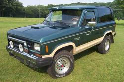 seadonkeys 1985 Ford Bronco II