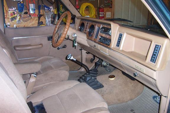 1985 Ford Bronco Interior Seadonkey 1985 Ford Bronco ii