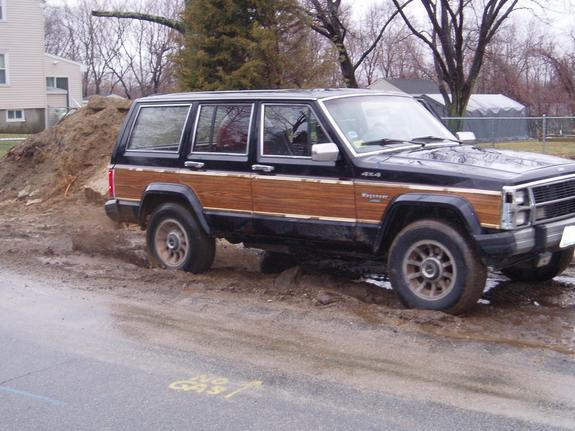 Another uncletedkazy 1986 Jeep Wagoneer post... - 2030317