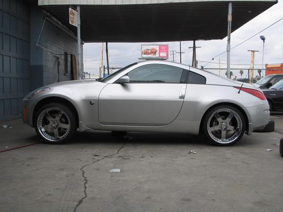 Another ztech350 2003 Nissan 350Z post... - 2028535