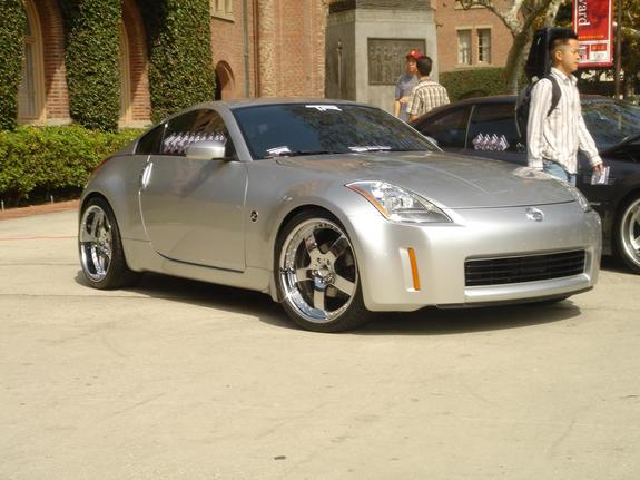 ztech350 2003 nissan 350z specs photos modification info. Black Bedroom Furniture Sets. Home Design Ideas