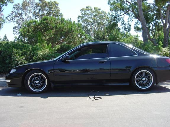 interviewapimp 1998 acura cl specs photos modification. Black Bedroom Furniture Sets. Home Design Ideas