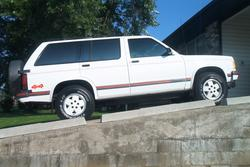 waxmyjimmys 1994 GMC Jimmy