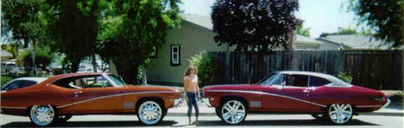 Another jepsittinon22s 1968 Buick Skylark post... - 2034281