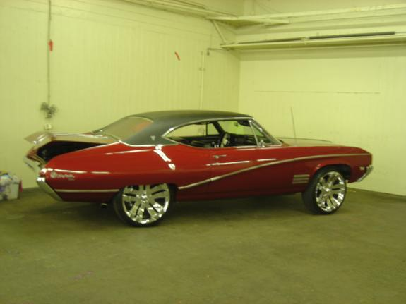 Another jepsittinon22s 1968 Buick Skylark post... - 2034283