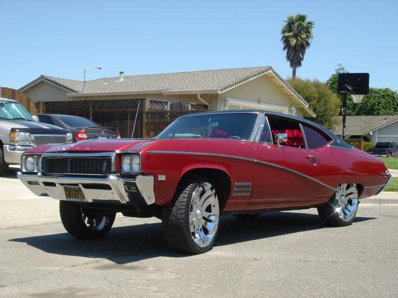 Another jepsittinon22s 1968 Buick Skylark post... - 2034284