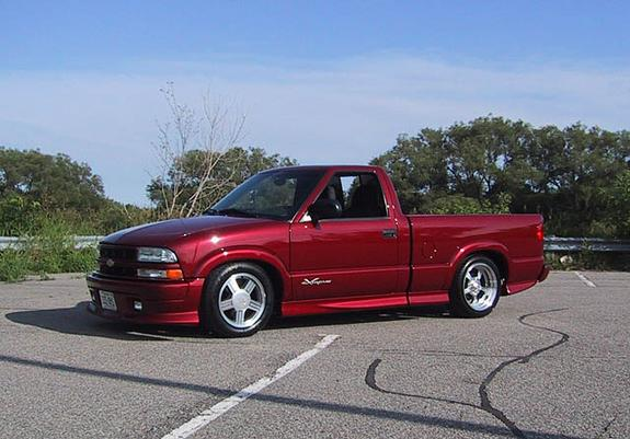 03cherryx 2003 chevrolet s10 regular cab specs photos modification info at cardomain. Black Bedroom Furniture Sets. Home Design Ideas
