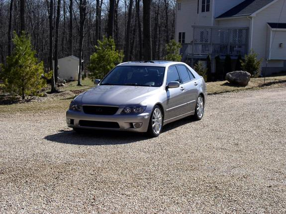 Another ChinoXS203 2003 Lexus IS post... - 2039524