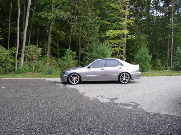 Another ChinoXS203 2003 Lexus IS post... - 2039526