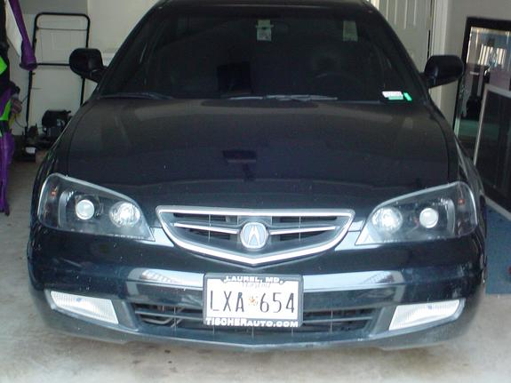 Mistermehoff Acura CL Specs Photos Modification Info At - 2001 acura cl headlights
