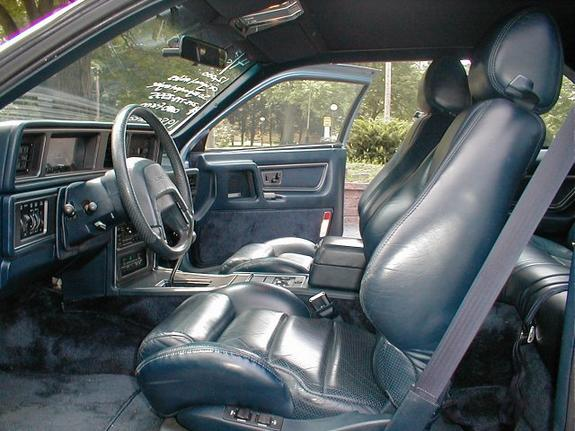 Another oldschool05 1988 Lincoln Mark VII post... - 2040148