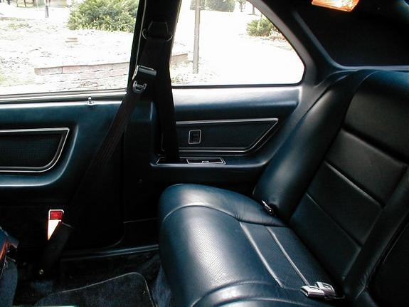 Another oldschool05 1988 Lincoln Mark VII post... - 2040151