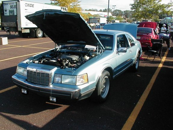 Another oldschool05 1988 Lincoln Mark VII post... - 2040160
