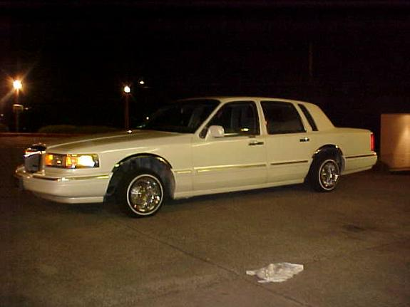 Stankinlnkn 1997 Lincoln Town Car Specs Photos Modification Info