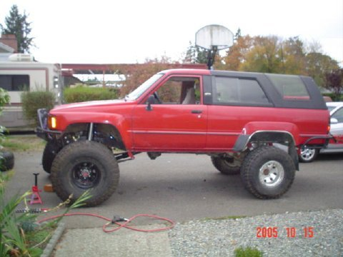 Another greengo 1985 Toyota 4Runner post... - 2042712