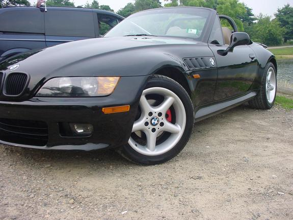 Patjags1561 1997 Bmw Z3 Specs Photos Modification Info
