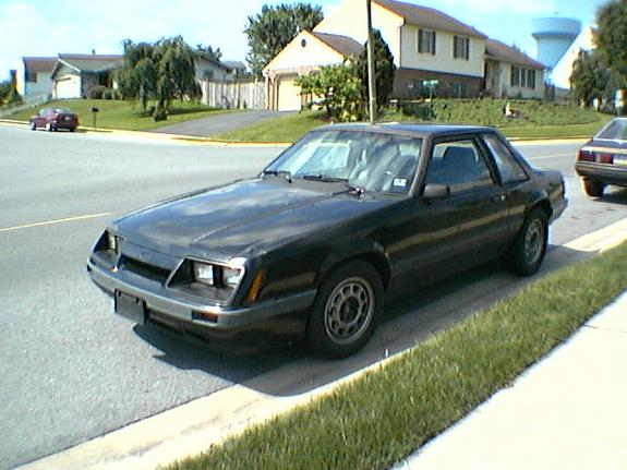 oreck 1986 Ford Mustang
