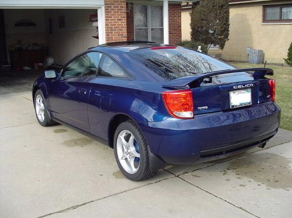 Another 02celicagt 2002 Toyota Celica post... - 2050013