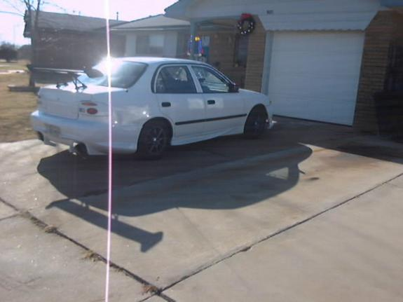 Another oppositesleeper 1998 Chevrolet Prizm post... - 2052306