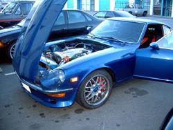 zedracers 1970 Datsun 240Z