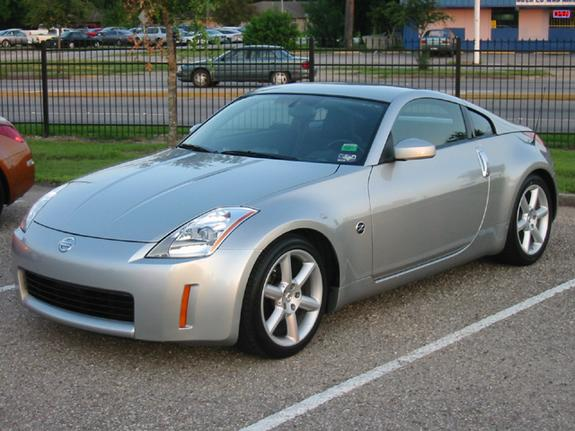 One Crs 2003 Nissan 350z Specs Photos Modification Info