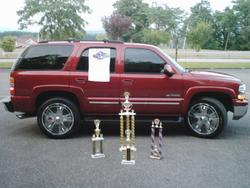 Another Carshow_king 2002 Chevrolet Tahoe post... - 2063749