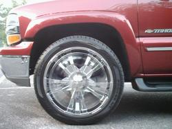 Another Carshow_king 2002 Chevrolet Tahoe post... - 2063754