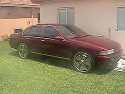 Another wettestbubbleboy 1995 Chevrolet Caprice post... - 2066146
