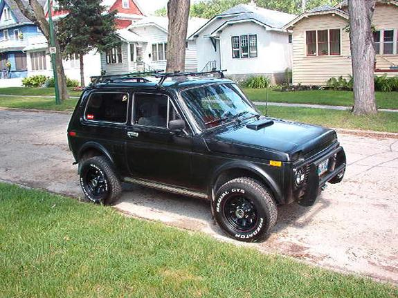 Umlawre6 1995 Lada Niva Specs Photos Modification Info