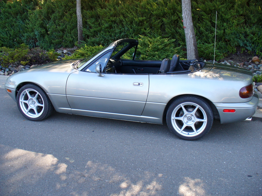v8nutz 1990 mazda miata mx 5 specs photos modification. Black Bedroom Furniture Sets. Home Design Ideas