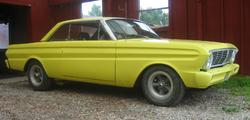racerchick65 1965 Ford Falcon