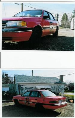 Crunchdolphin 1988 Ford Tempo