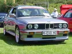 europeanplatess 1988 BMW M3