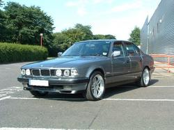 Del64s 1993 BMW 7 Series
