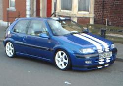 RobbieMuir 1997 Citroen Saxo