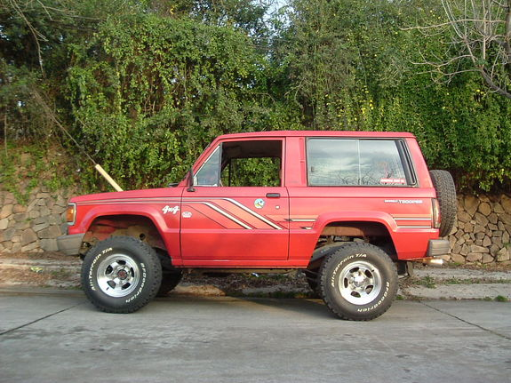 vampiroilegal 1989 Isuzu Trooper 2075340
