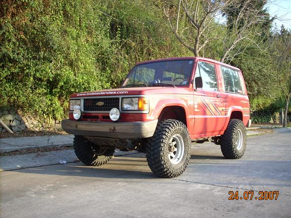 vampiroilegal 1989 Isuzu Trooper 2075392