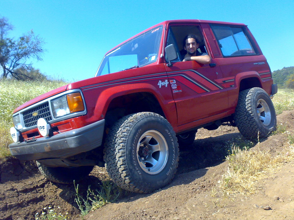 vampiroilegal 1989 Isuzu Trooper 2075405