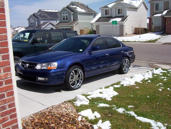 Another twotone114 2003 Acura TL post... - 2076234