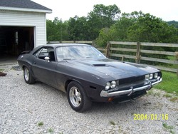 tabneys 1972 Dodge Challenger