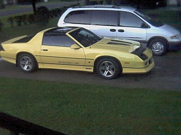 Another planet6customs 1985 Chevrolet Camaro post... - 2077667