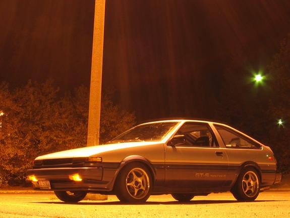 Another NightDrifter 1986 Toyota Corolla post... - 2079646