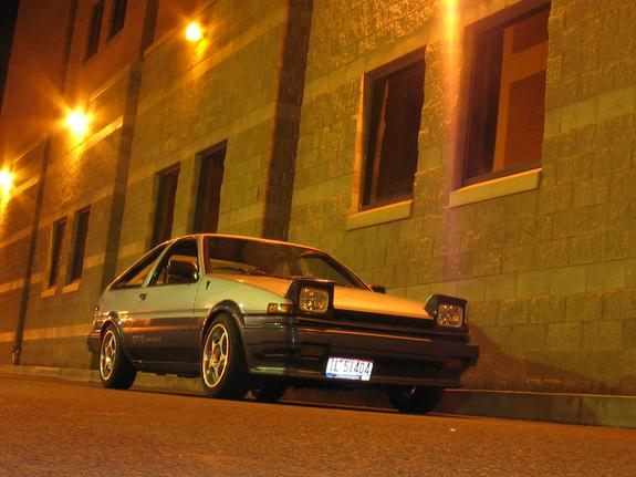 Another NightDrifter 1986 Toyota Corolla post... - 2079649