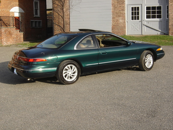 87camry5speed 1994 lincoln mark viii specs photos. Black Bedroom Furniture Sets. Home Design Ideas