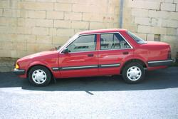 1984Orion 1984 Ford Orion