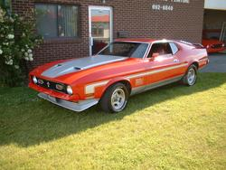 MachDaddy 1972 Ford Mustang