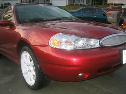 Foldthecornerss 1999 Ford Contour