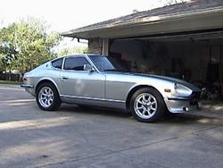 chris280z 1976 Datsun 240Z